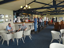 West London Aero Club has an active social calendar and offers a fully licensed bar and restaurant